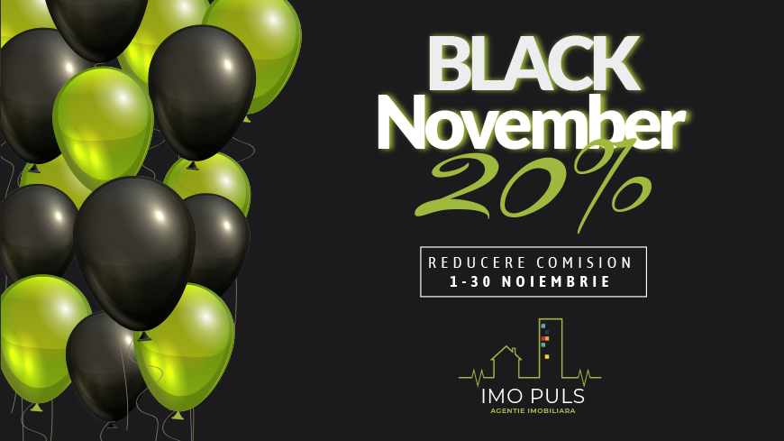 Promotie Black November 2019 - imoPuls