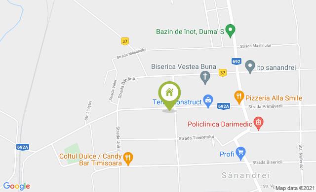 Imagine cu locatia pe harta