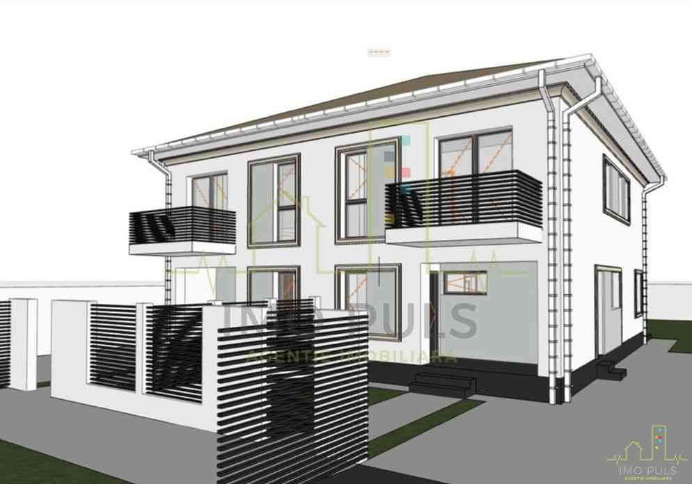 1/2 Duplex Mosnita Noua (la intr...