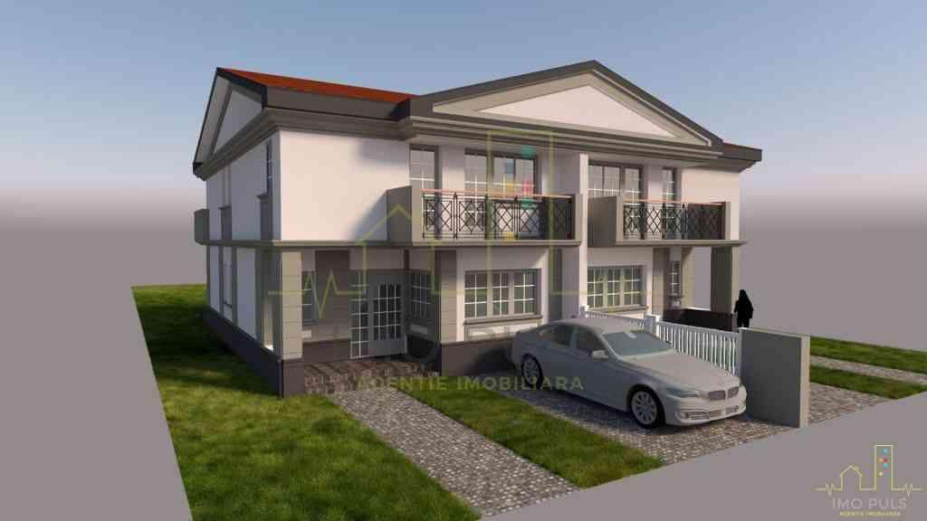 Proiect Modern, 5 camere, 3 bai,...