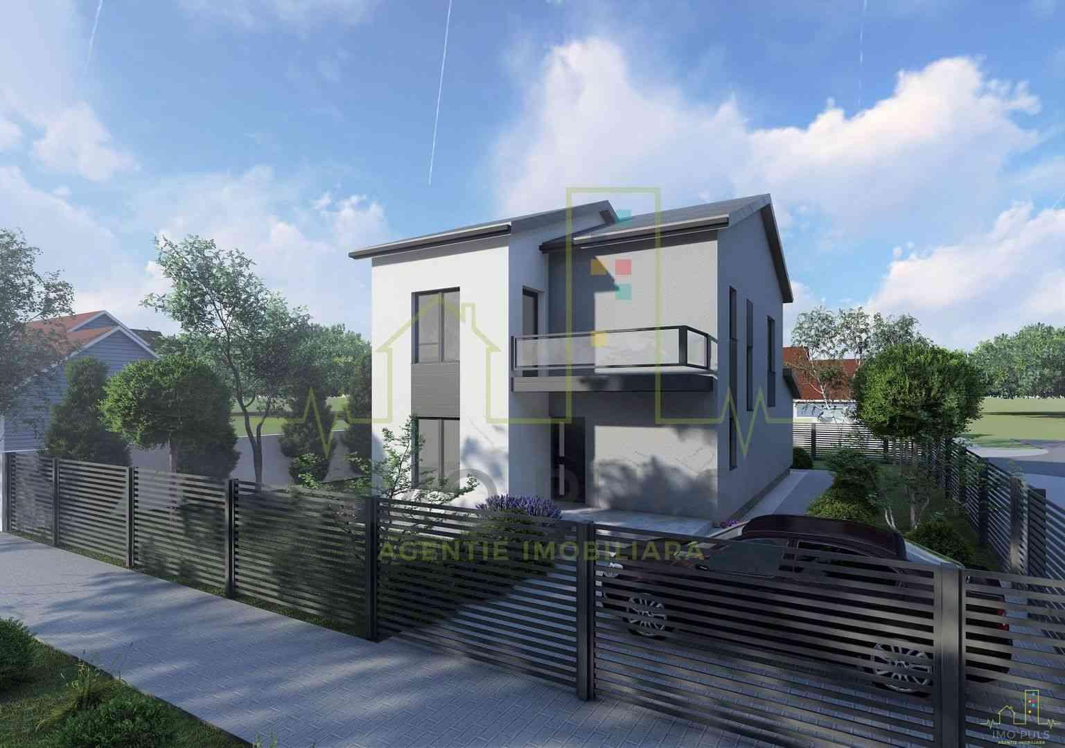 Casa individuala. Proiect deoseb...