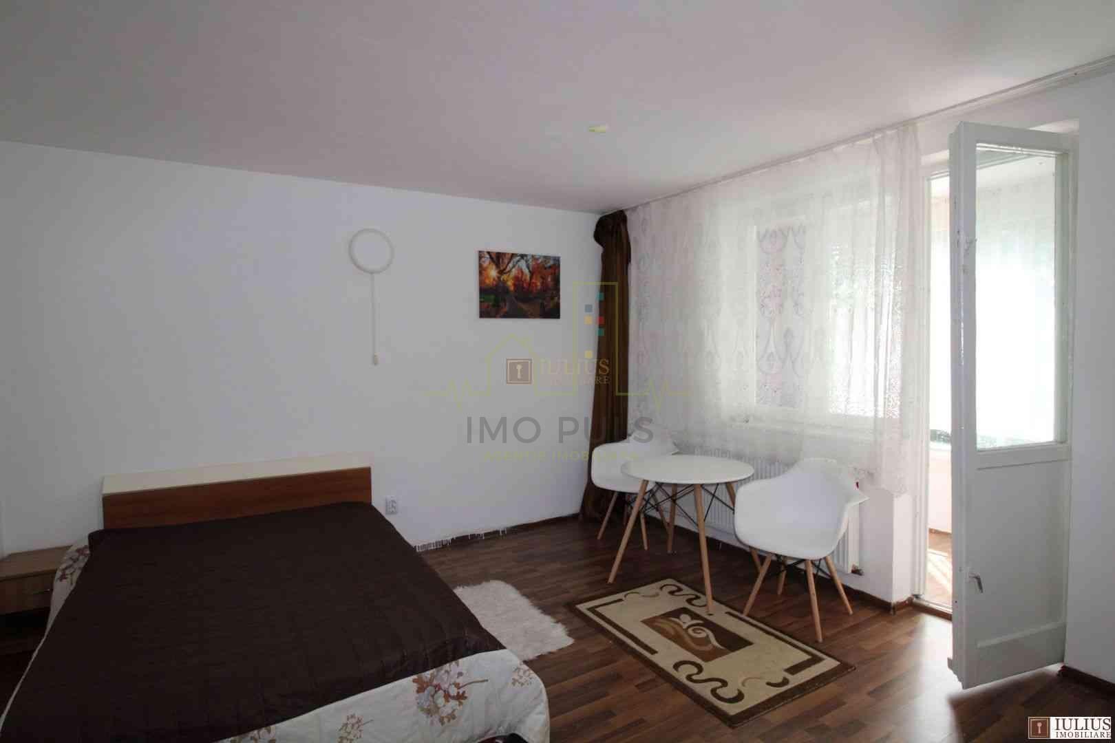 Apartament 1 camera, balcon inch...